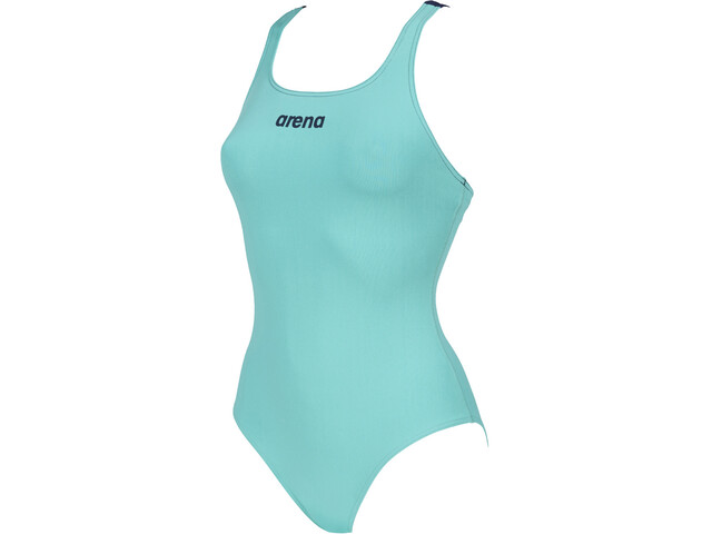 arena Solid Swim Pro Traje de baño de una pieza Mujer, verde